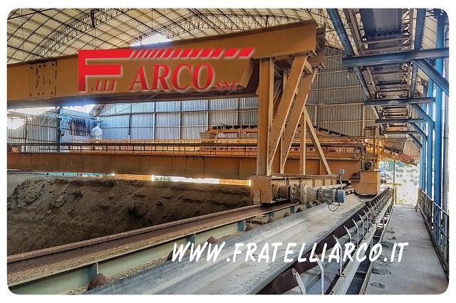 F.LLI ARCO s.n.c. - Revisione Macchinari - Escavatore a tazze BEDESCHI